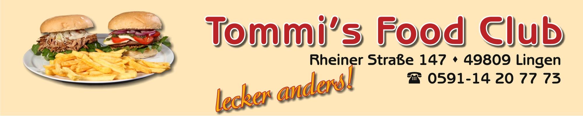 Banner Pulled-Pork-Burger, Italian-Burger, Pommes-Frites